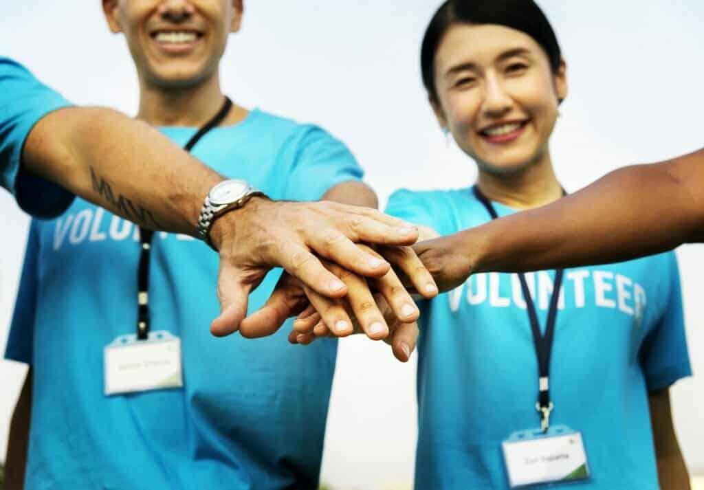 voluntarios ONG