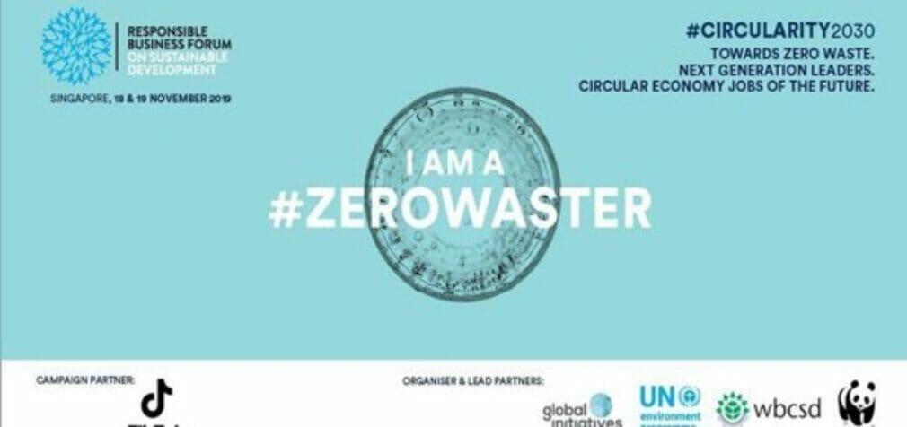 Descubre el reto #ZeroWaster través de la plataforma TikTok