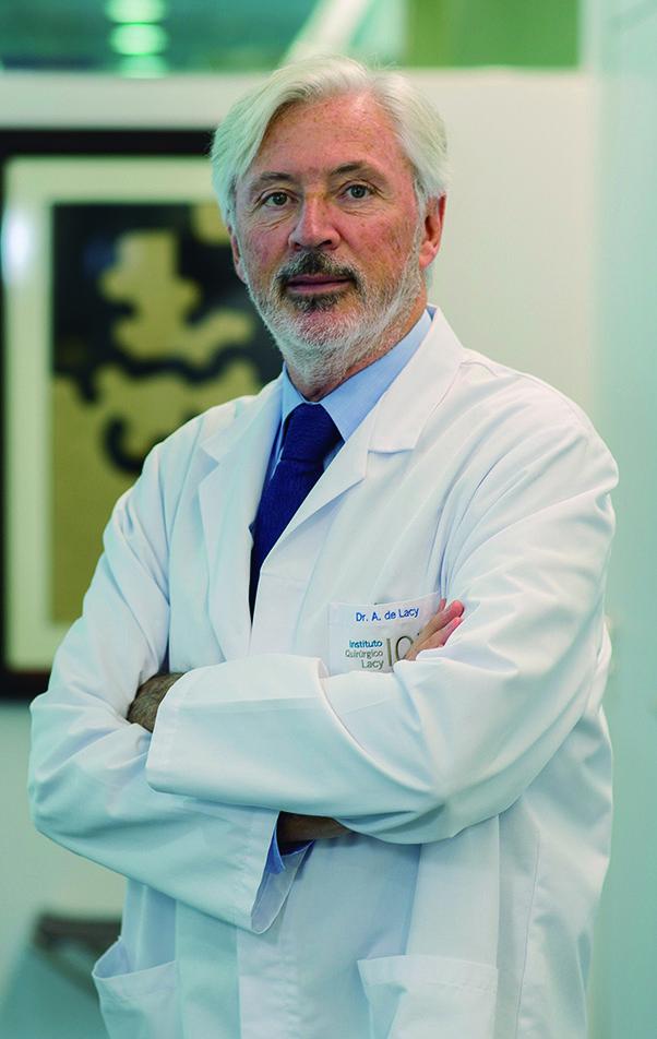 Dr. Antonio de Lacy.