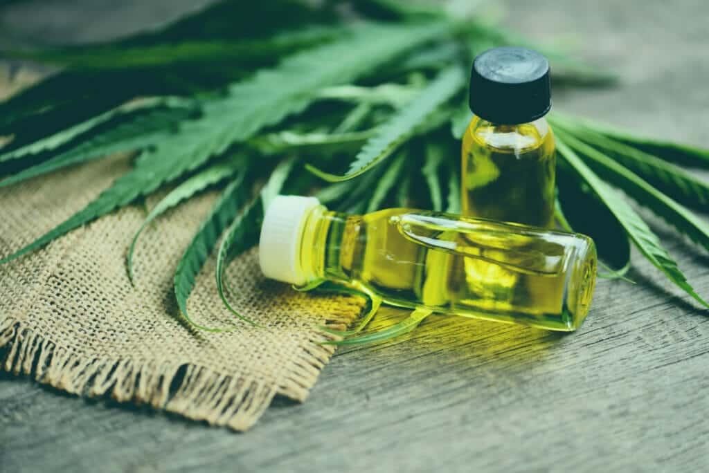 Aceites de cannabis