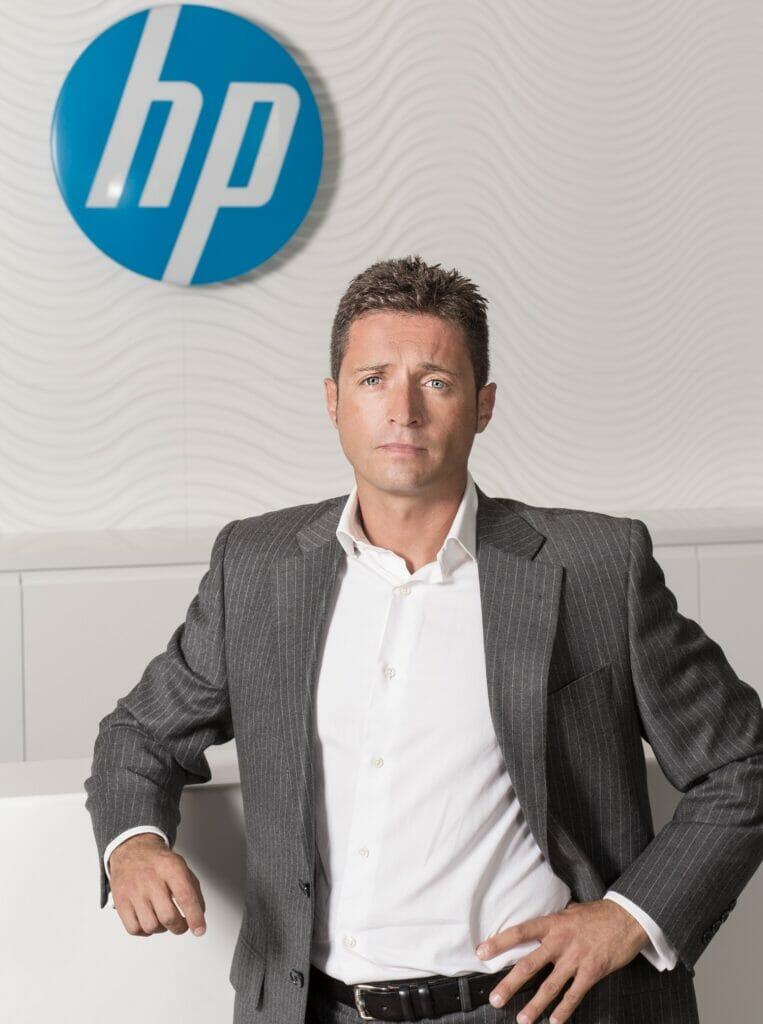 Carlos Alonso, Responsable de educación en HP
