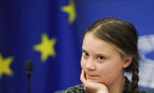 Greta Thunberg elegida Persona del Año 2019 por la revista Time