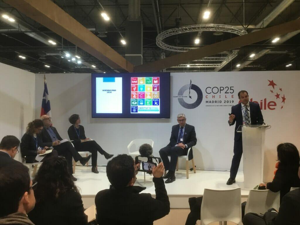 """Jornada """"Acelerando la transición a la economía circular"""" en la COP25"""