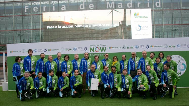 Moving_for climate now Iberdrola COP25.