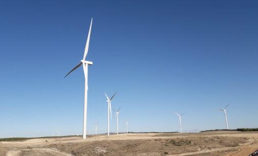 Ya operan dos nuevos parques eólicos en la provincia de Zaragoza