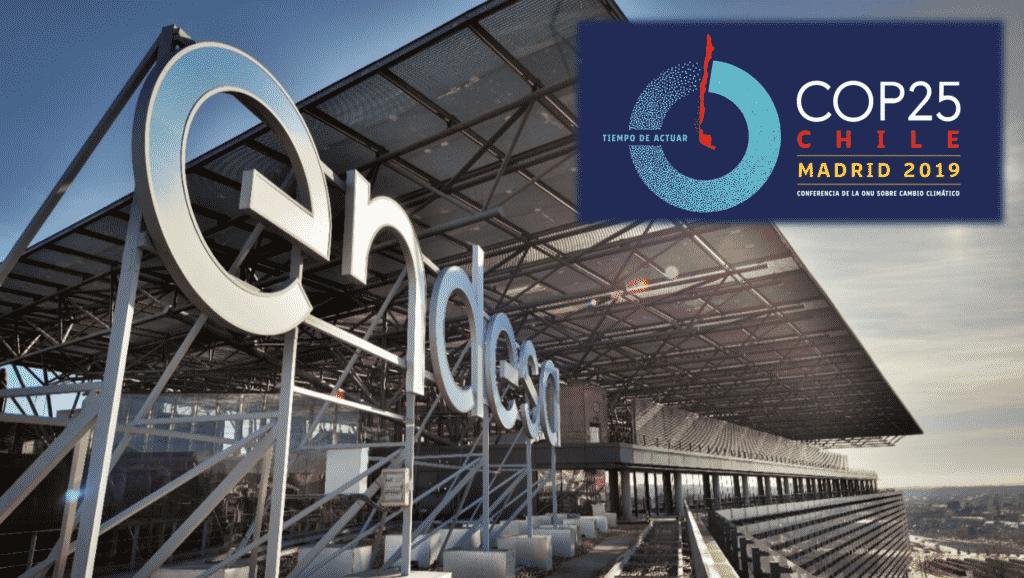 sede de Endesa para la COP25
