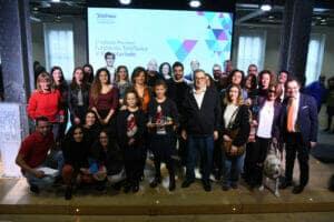 segunda edición de los premios fundacion telefónica a las mejores iniciativas al voluntariado