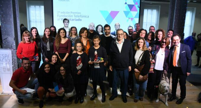 Estas son las 5 mejores iniciativas de voluntariado en España