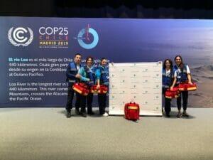 Servicio médico COP 25