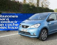 Seis razones para conducir un vehículo eléctrico