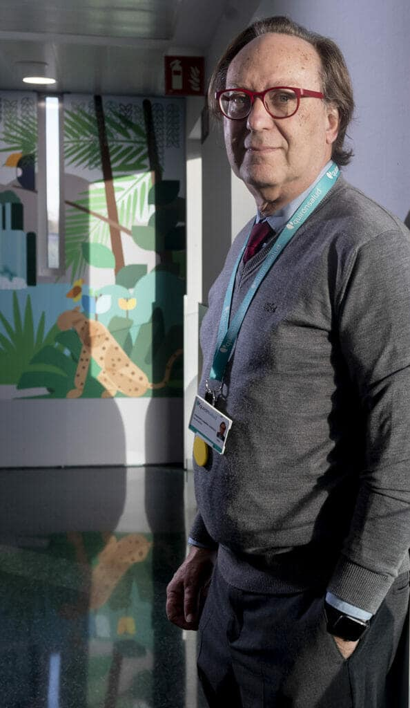 Doctor Fernando Cabañas.