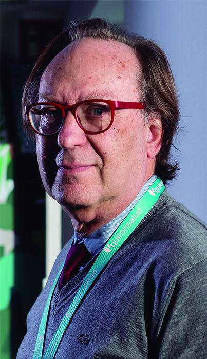 Fernando Cabañas, uno de los pediatras más importantes de España.