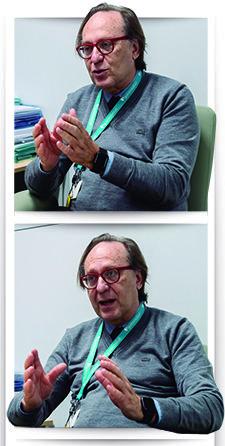 El Dr. Cabañas dirige una de las mejores pediatrías de España.