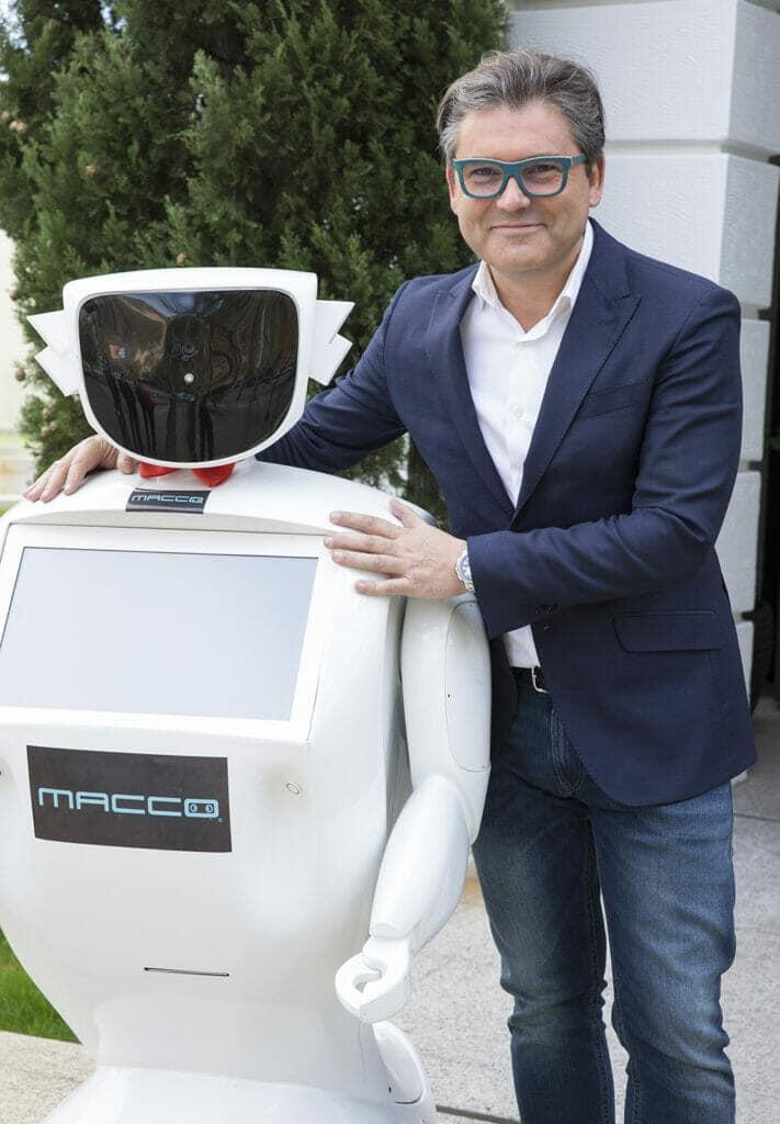 Entrevista a Marc Vidal para Directivos y Empresas.