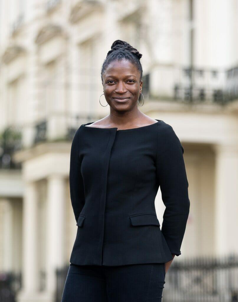 Adenike Cosgrove, experta en Ciberseguridad en Proofpoint