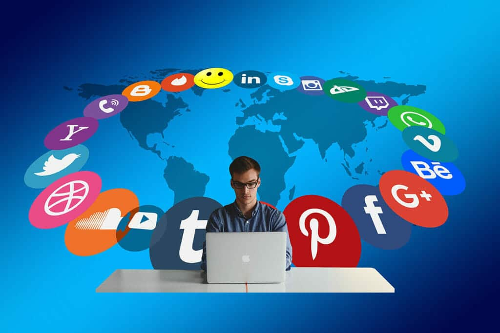 Los comentarios positivos en las redes sociales son muy útiles en la venta online.