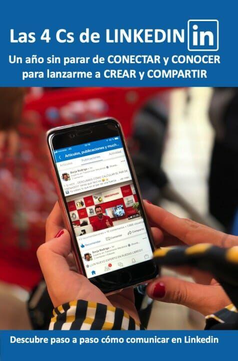 Borja Rodrigo Premio #TopInspira LinkedIn