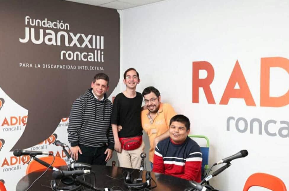 FUNDACIÓN JUAN XXIII RONCALLI trabaja por la inclusión laboral de personas con discapacidad.