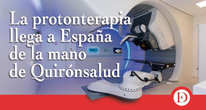 La protonterapia llega oficialmente a España de la mano de Quirónsalud
