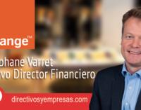 Orange España nombra a Stéphane Varret nuevo Director Financiero
