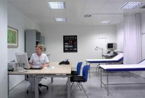 Consultas del Hospital Infanta Elena