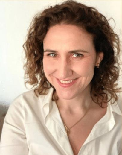 Diana Otero, autora de Todo cuenta