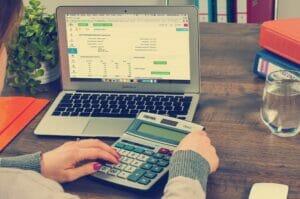 facturación en una empresa.