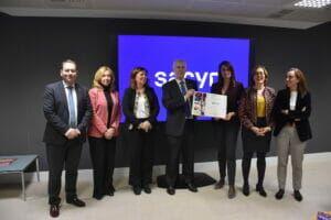 Sacyr se ha sumado a la Red de Empresas del Observatorio Generación & Talento