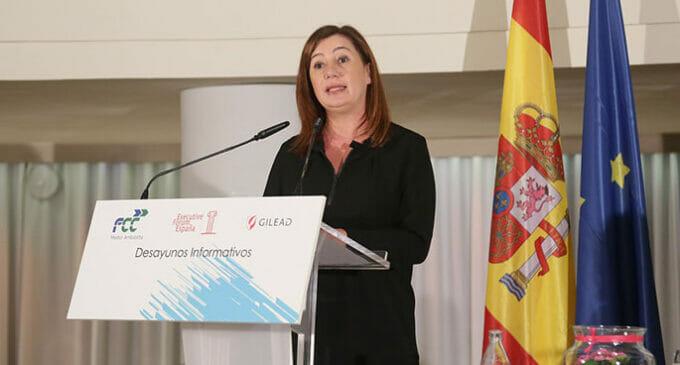 Baleares pide una reforma del sistema de financiación autonómica