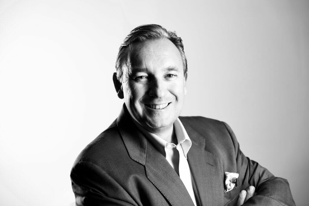 Grégoire de Lestapis, CEO de October España