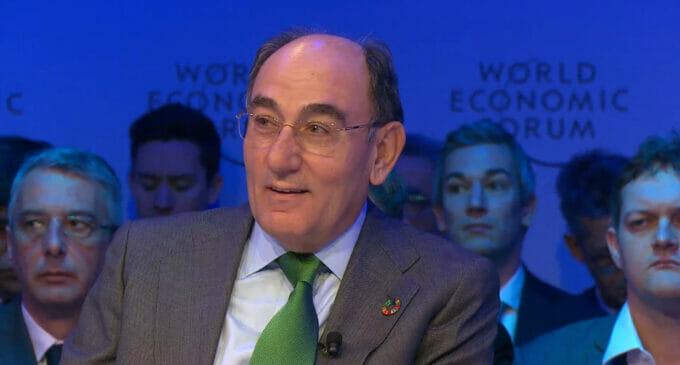 Galán, premio y ponencia en la Noche de las Finanzas en Forinvest 2020