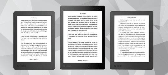 libro digital rakuten kobo