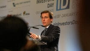 Martínez-Almeida en Spain Investors Day 2020