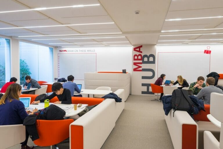 MBA-Hub de IESE