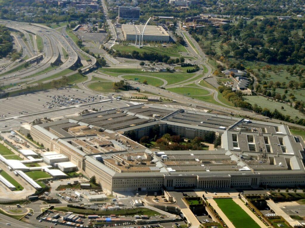 Pentagono, Estados Unidos.