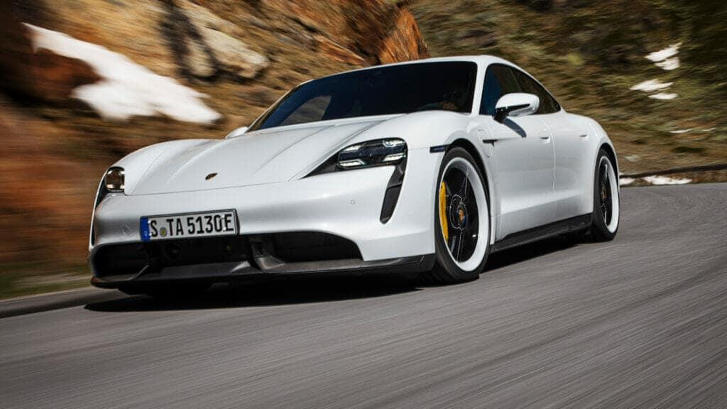 Nuevo Porsche Taycan.
