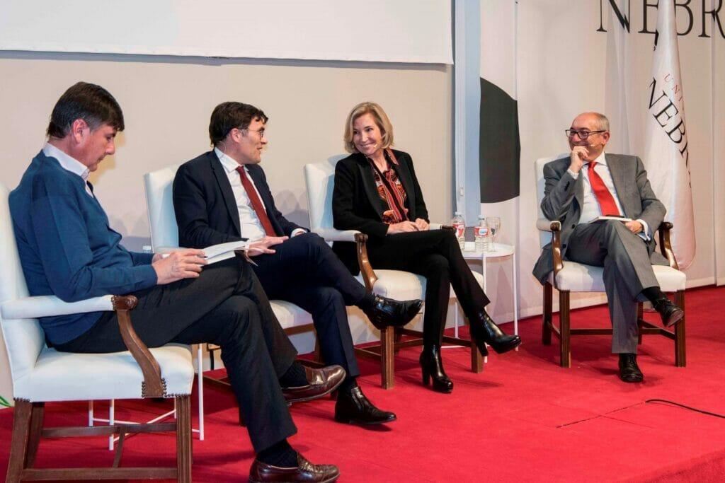 Pimentel, Durán, Dancausa y Jiménez presentan El arte de liderar