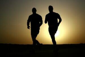 runners deporte amateur
