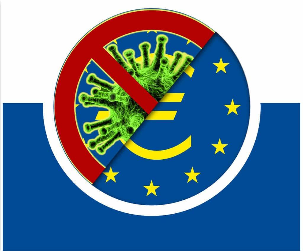 Europa ya está afectada por la crisis del coronavirus.