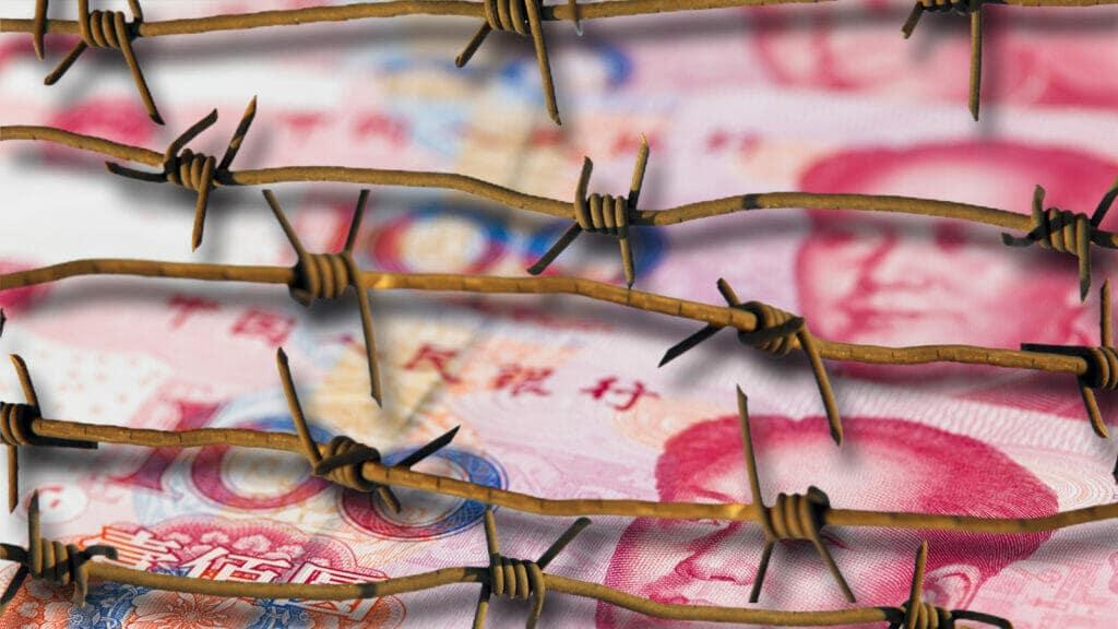 El impacto del coronavirus en la economía china.