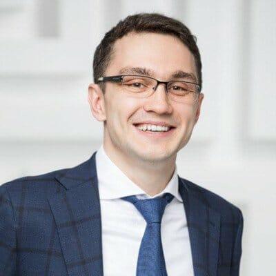 Gregory Klumov, CEO de STASIS