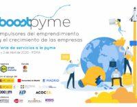 boostpyme: la primera feria de impulso a la Pyme