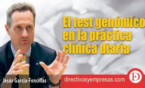 El test genómico en la práctica clínica diaria