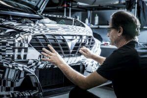 Cupra diseña su León Competición con piezas de una impresora 3D de HP