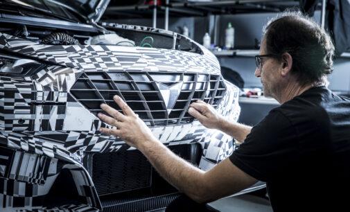 Cupra diseña el León Competición con la impresión 3D de HP