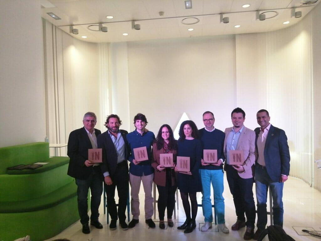 ganadores de la cuarta edición de Emprende inHealth