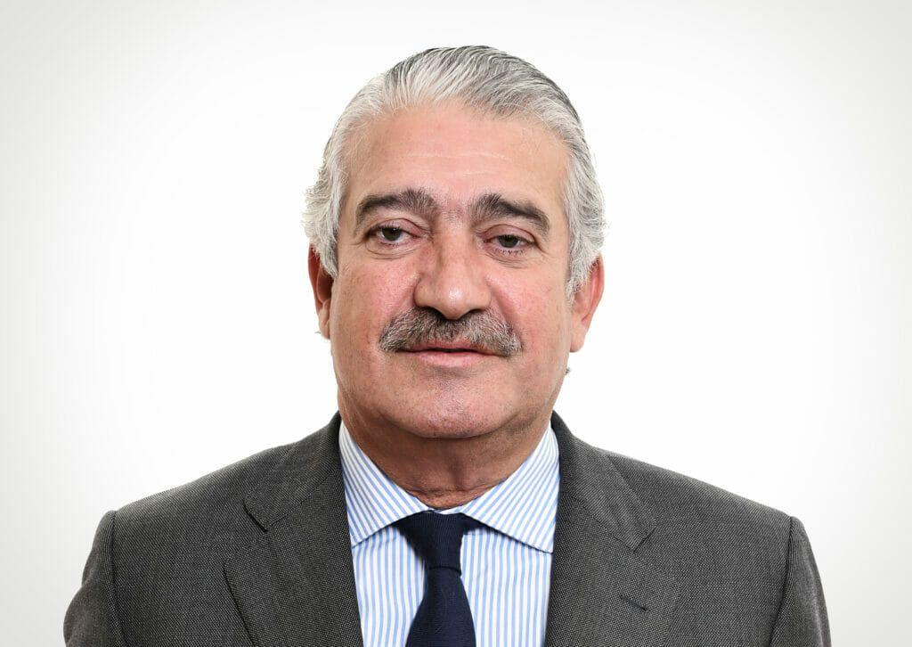CEO de Endesa, José Bogas