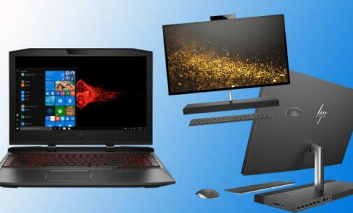 HP fue el líder en ventas de ordenadores en 2019