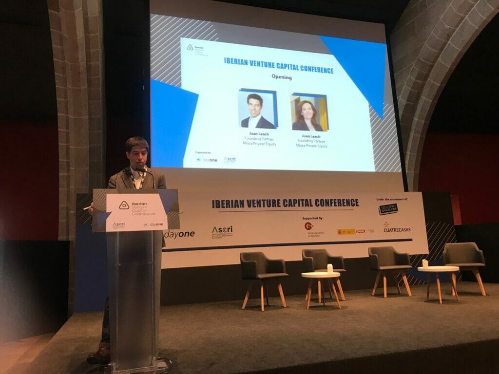 Iberian Venture Capital Conference de Barcelona