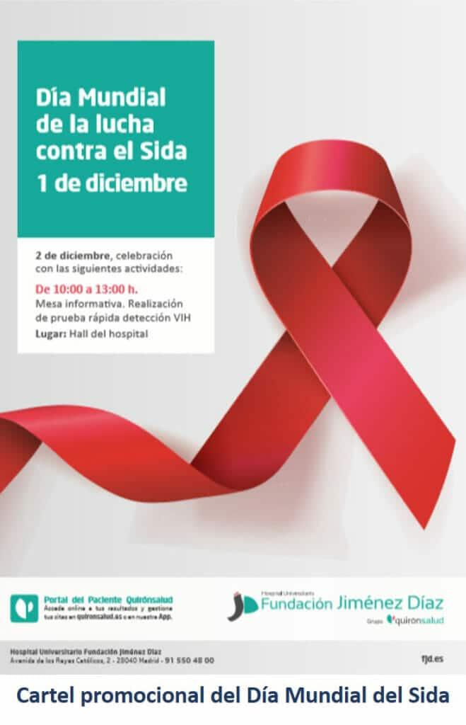 Día Mundial de la lucha contra el sida de la FJD.